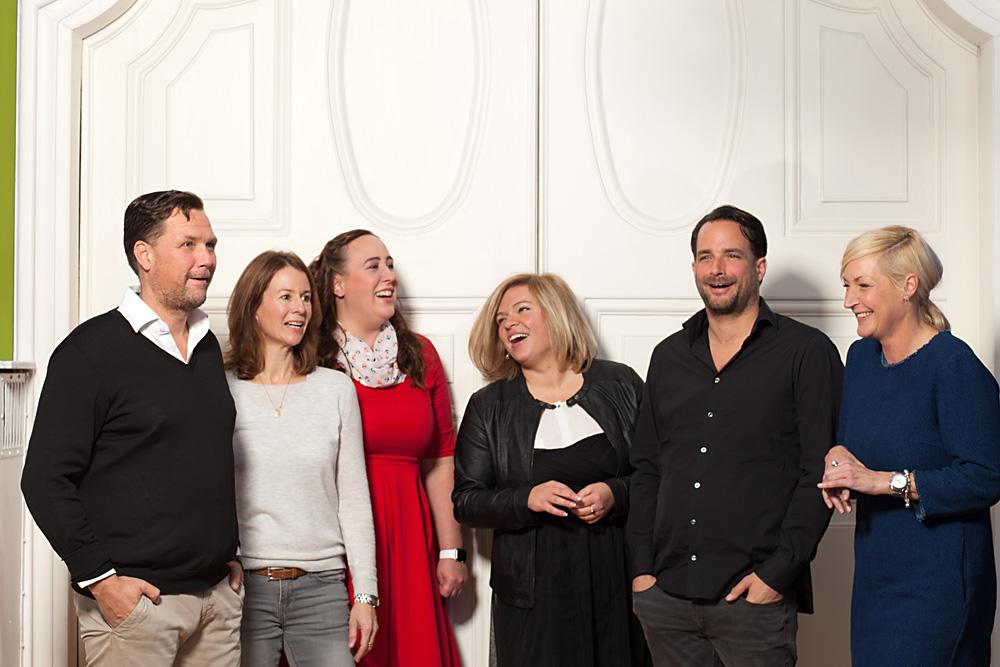 Maurice M. Oosenbrugh, Barbara Greissinger, Ann-Marie Freiberger, Paulina Schöneck, Marcel R. Oosenbrugh, Anne-Claire Oosenbrugh